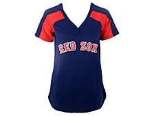 Authentic Apparel Boston Red Sox Women's League Diva T-Shirt