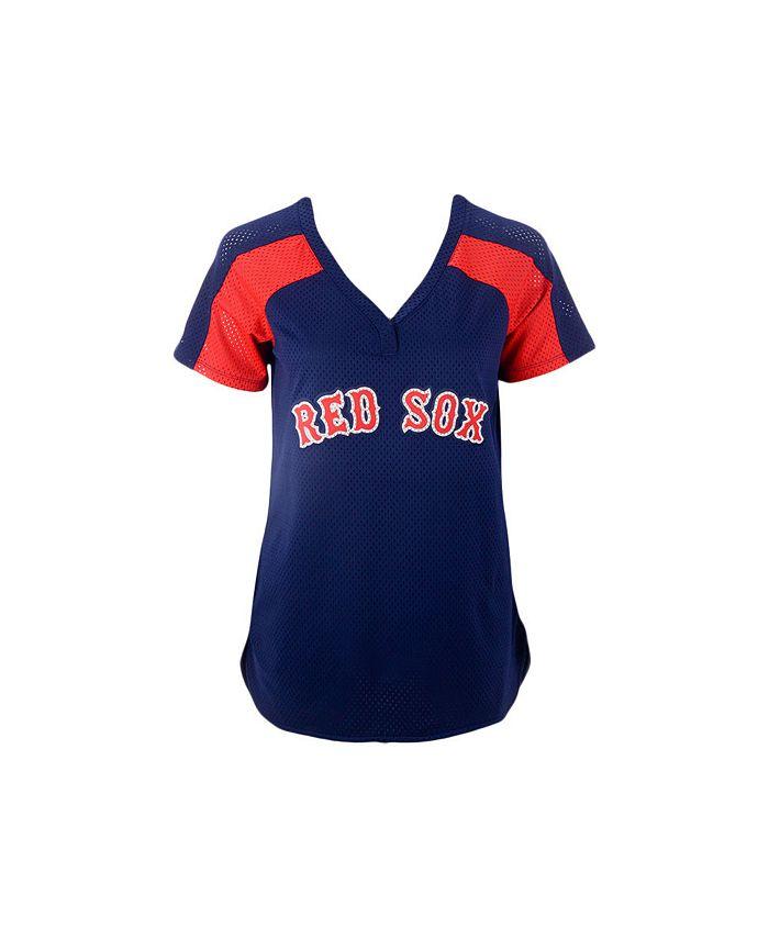 Lids - Boston Red Sox Women's League Diva T-Shirt