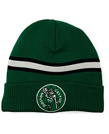 Boston Celtics HWC Retro Stripe Knit