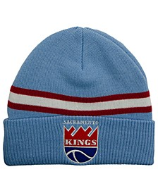 Sacramento Kings HWC Retro Stripe Knit