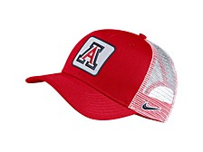 Arizona Wildcats Patch Trucker Cap