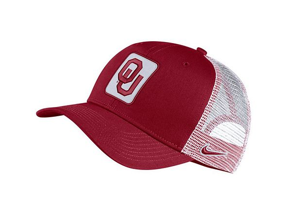Nike Oklahoma Sooners Patch Trucker Cap