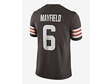 Cleveland Browns Men's Vapor Untouchable Limited Jersey Baker Mayfield