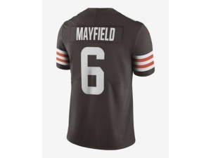 Nike Cleveland Browns Men's Vapor Untouchable Limited Jersey Baker Mayfield