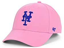New York Mets Pink Series Cap