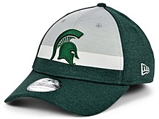 Michigan State Spartans Shadow Stripe 39THIRTY Cap