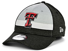 Texas Tech Red Raiders Shadow Stripe 39THIRTY Cap