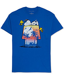 Love Tribe Trendy Plus Size Snoopy T-Shirt