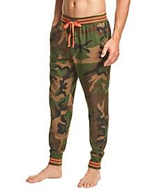 Men's Camo Jogger Sleep Pants