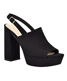 Caleesy Platform Dress Sandals