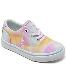 Toddler Girls Thornton Tie-dye Casual Sneakers from Finish Line