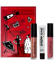 Gloss Angeles Trio Set