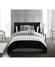 Fay 9 Piece King Comforter Set