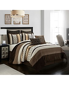 Sydney 8-Piece King Comforter Set