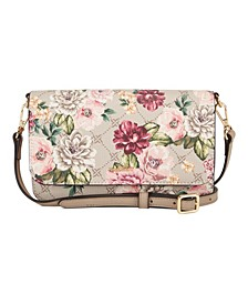 Clare Wallet on A String Crossbody