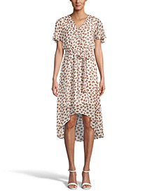 Printed A-Line Dress, Created for Macy's