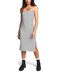 Steady Midi Tube Dress