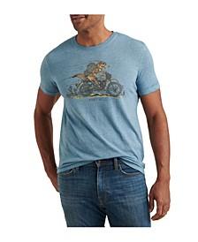 Men's Coyote Biker Tee