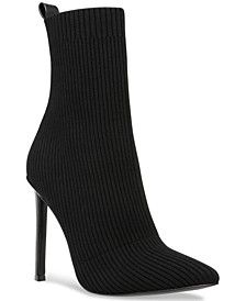 Women's Dianne Knit Stiletto Booties