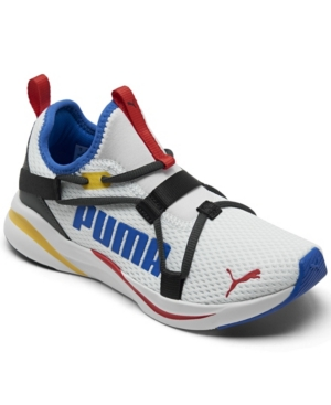 Puma BIG KID'S SOFTRIDE RIFT SLIP-ON RUNNING SNEAKERS FROM FINISH LINE