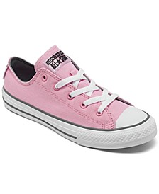 Big Girls Chuck Taylor All Star Low Top Casual Sneakers from Finish Line