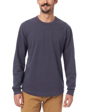 Men's Hemp-Blend Long Sleeve T-shirt