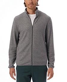 Men's Eco Teddy Full-Zip Fleece Jacket