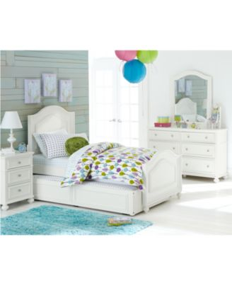 Furniture Roseville Kids Bed, Twin Bed - Furniture - Macy\'s