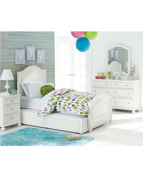 Macysfurniture Com: Furniture Roseville Kid's Bedroom Furniture Collection