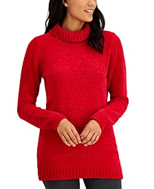 Chenille Cowlneck Sweater, Created for Macy's