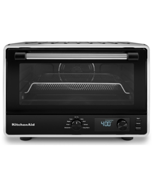 KitchenAid® Digital Countertop Oven with Air Fry in Black