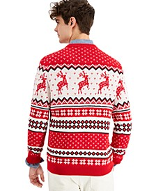 Reindeer Family Sweaters, Created for Macy's