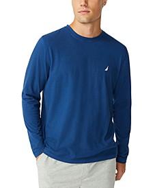 Men's Long-Sleeve Sleep T-Shirt