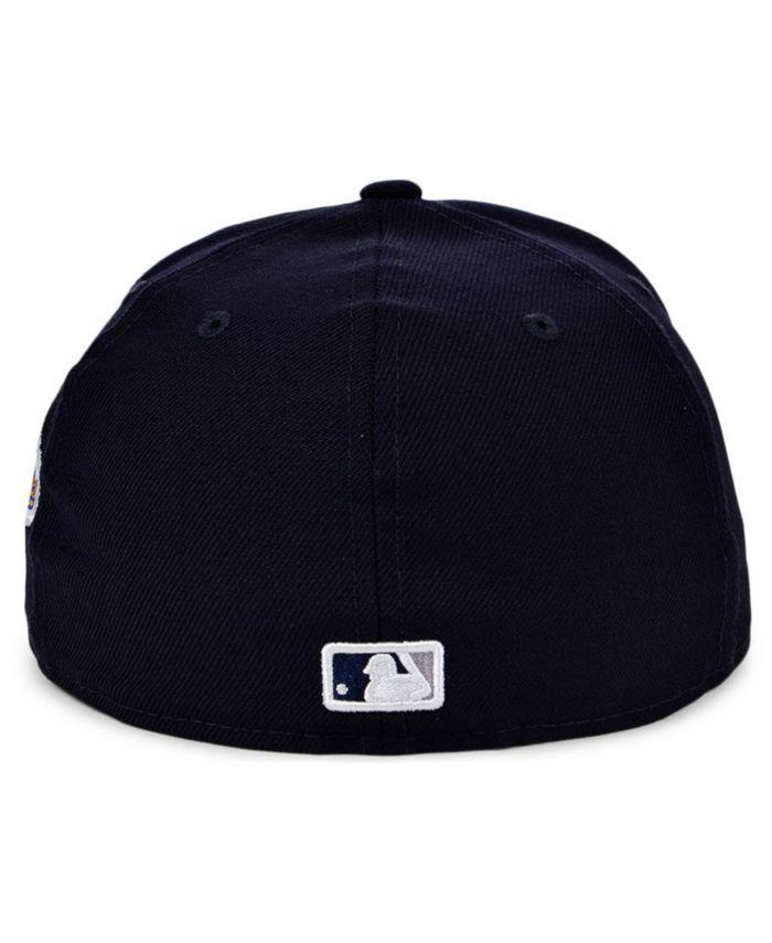 New Era New York Yankees World Series Patch 59FIFTY Cap & Reviews - Sports Fan Shop By Lids - Men - Macy's