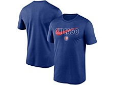 Men's Chicago Cubs City Swoosh Legend T-Shirt