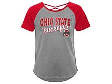 Ohio State Buckeyes Girls Gameday T-Shirt