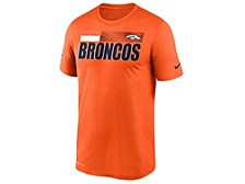 Denver Broncos Men's Legend Sideline T-Shirt