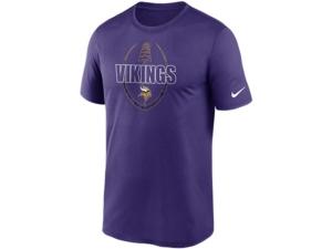 Nike Minnesota Vikings Youth Football Icon T-Shirt