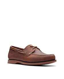 Men's Port View Boat Shoes