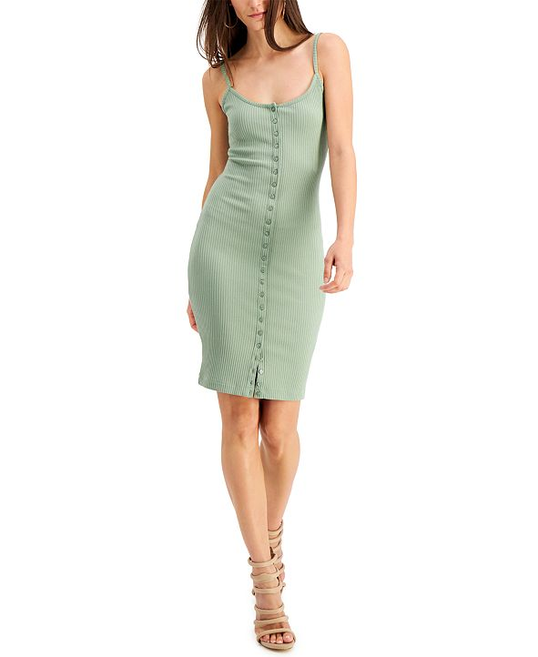GUESS Kandy Ribbed Tank Dress
