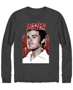 Men's Dexter Portrait Long Sleeve T-shirt