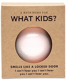 Bath Bomb for What Kids?