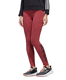 Women's Essentials Printed Leggings