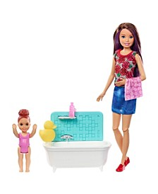 Skipper® Babysitters INC™ Dolls & Playset