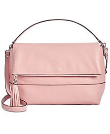 Leather Southport Avenue Maria Top Handle Crossbody