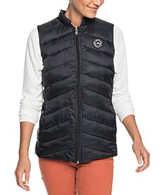 Juniors' Coast Road Packable Vest