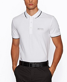 BOSS Men's Paddy Pro Regular-Fit Polo Shirt