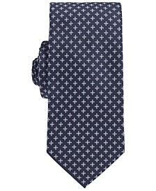 BOSS Men's Italian-Made Patterned Tie