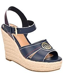 Kinsey Wedge Sandals