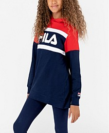 Long Colorblock Hoodie (38% Off) -- Comparable Value $40